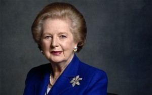 grandes mulheres thatcher