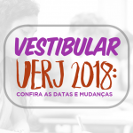 UERJ anuncia datas do vestibular 2018